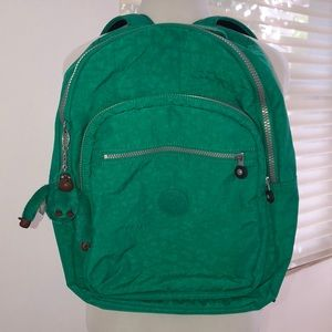 c58a0c6f0bb Kipling Bags | Forrest Green Large Backpack | Poshmark